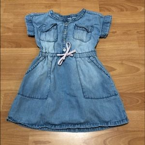 3/$15 Toddler Denim Dress
